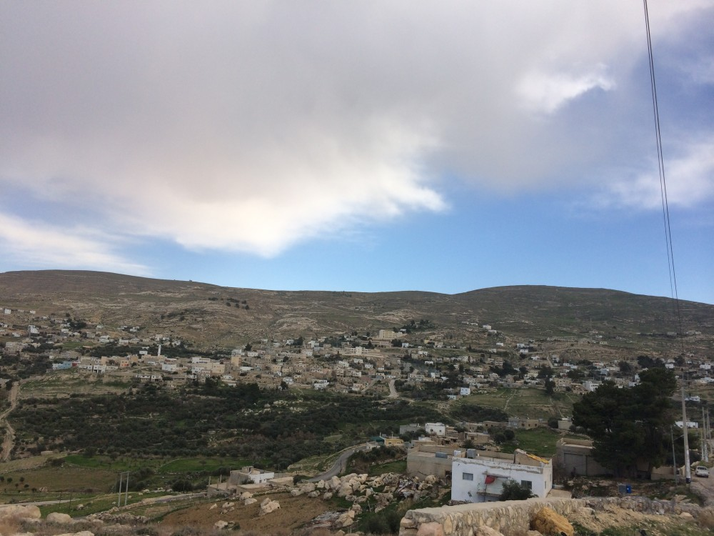 Al-Karakin kylä, missä Kasabeth kasvoi, sijaitsee Vanhan testamentin Moabin alueella.