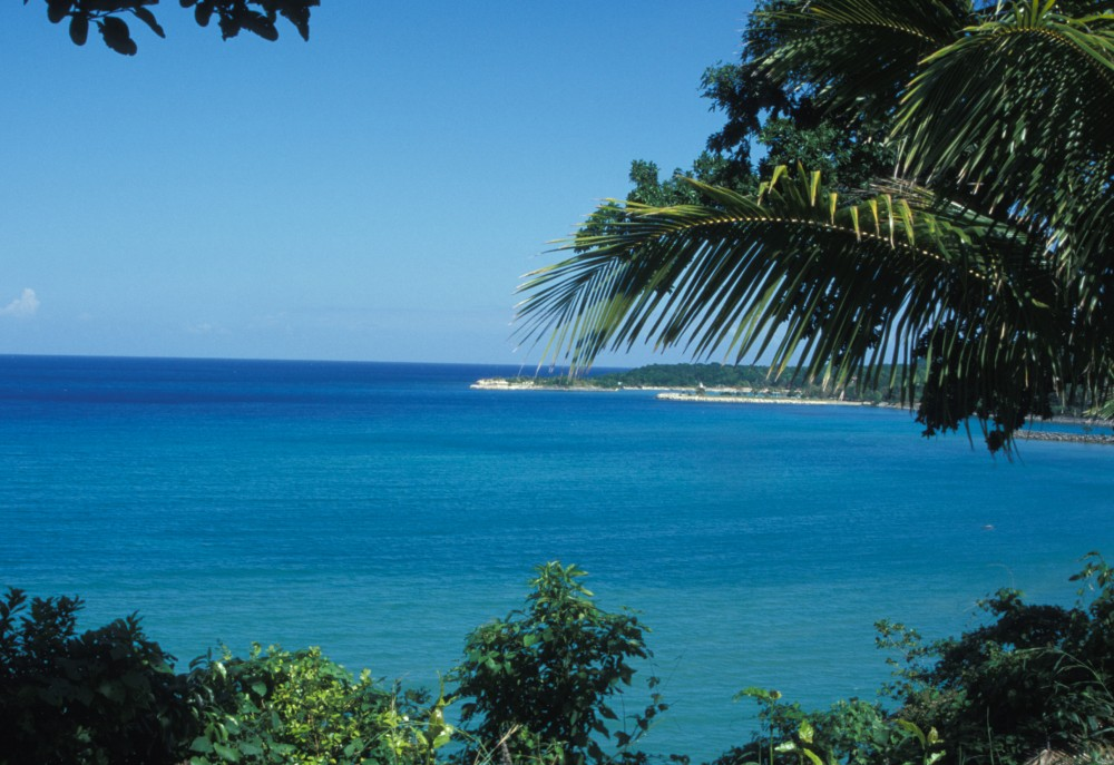 Jamaikan paratiisi. Kuva: Maurice Harvey