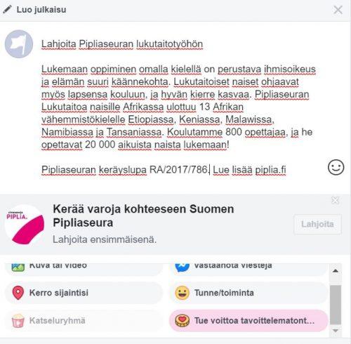 facebookohje 2