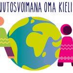 Muutosvoimana oma kieli -logo