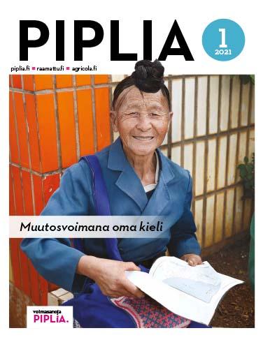 Piplia-lehti 1/2021