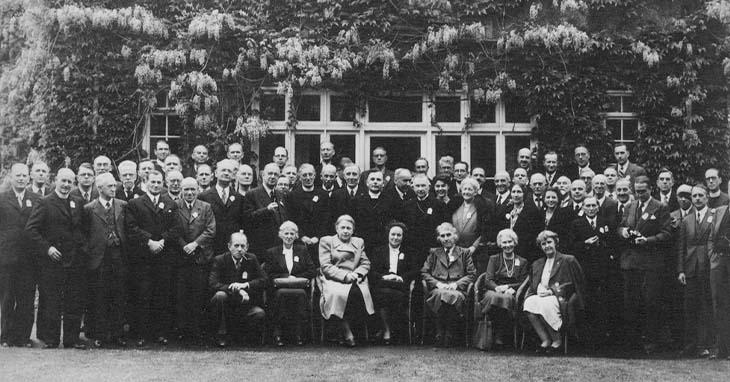 UBS:n perustamiskokouksen edustajat